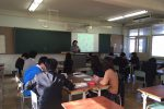 桜塚高校で出前授業をしました!
