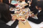 千里青雲高校にて出前授業をしました